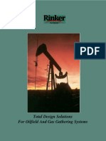 Oilfield Gas Gathering
