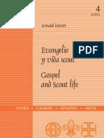 Evangelio y Vida Scout - Gospel and Scout Life (CISE-ICCS, 2002)