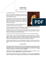 Deacartes y Kant