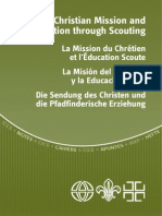 Christian Mission and Education through Scouting ICCS 2010