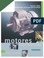 Catalogo Motores de Uso General IEC Siemens