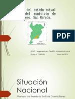 Determinación de Indicadores MRSU NP