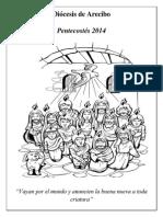 Pentecostés Juvenil 2014