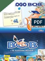 Catálogo BOB 2013