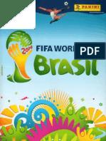 Panini World Cup 2014 Brasil