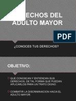 Derechos Del Adulto Mayor