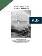 En Los Umbrales de La Nueva Jerusalen