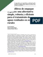 71042011 Biofiltros Empaque Organico