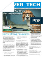 May 2014 Clever Tech Newsletter Draft 1