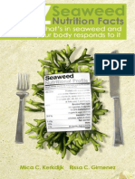 Seaweed Nutritional Facts