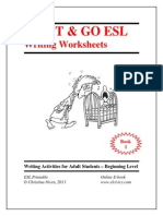 Esl e Book Writing 1