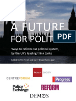 A Future for Politics