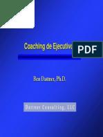Coaching Para Ejecutivos