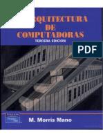 Arquitectura de Computadoras_ 3°  EDMorrisC1-2