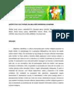 Aspectos Culturais Da Mulher Indígena Guarani