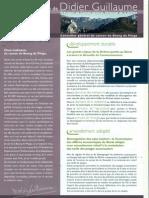 La lettre de Didier Guillaume