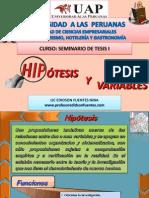 2}. Variable - Hipotesis