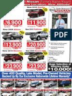 Fort Myers Nissan Customers Save Thousands at John Marazzi Nissan!