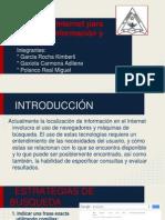 EQUIPO 13 Utilizar El Internet Para Encontrar Informacion y Recursos
