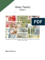 money factory lesson plan pdf