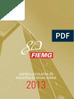 Agenda Legislativa da Indústria de Minas Gerais 2013