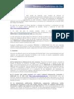 Resuelvetudeuda.com:Terminos y Condiciones