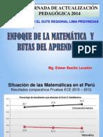 ENFOQUE DE LAS MATEMATICAS Y RUTAS DEL APRENDIZAJE.pptx