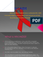 AIDS Document