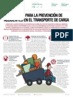 5 Claves Para La Prevención de Accidentes en El Transporte de Carga