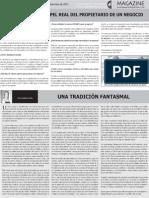 Magazine Qro 2011 Papel Del Propietario de Un Negocio