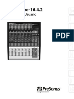 StudioLive16.4.2 OwnersManual ES