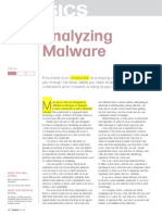 Analyze Malware