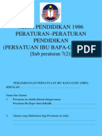 Perlembagaan PIBG (SPI Bil.4 2004)