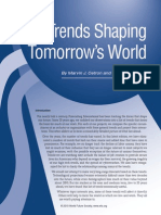 52 trends shaping tomorrow