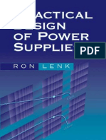 [Ron Lenk] Practical Design of Power Supplies