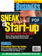 Home Business Magazine October 2009