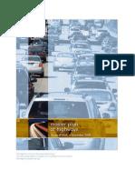 Master Plan of Highways - 2009
