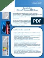 Brochure Capacity Curso Win2008 Online