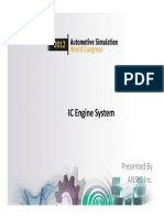 Ic Engine Ansys