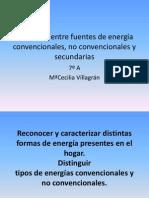 35837 27829 Tipos de Energías Convencionales y No Convencionales