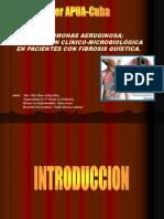 3.Pseudomonas Aeruginosa en Pacientes Con Fibrosis Quistica