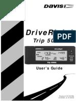 Guia de Usuario DriveRight 500AL