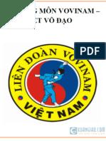 Bài giảng môn Vovinam – Việt Võ Đạo