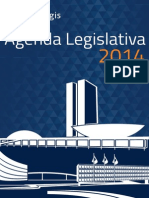 Agenda Legislativa do Sindilegis 2014