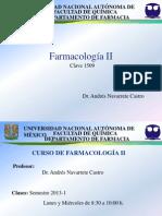 1.Farmacologia II Unidad I (1)