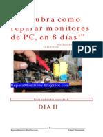 Descubra Como Reparar Monitores de PC, En 8 Dias - DIA II