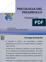 Psicologia Unidad III ,IV y V
