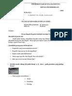 Soal Ukk Bahasa Indonesia Kelas 2