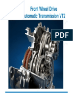 Front Wheel Drive Automatic Transmission VT2