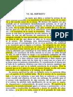 Fenomenología Del Espirítu, BB...